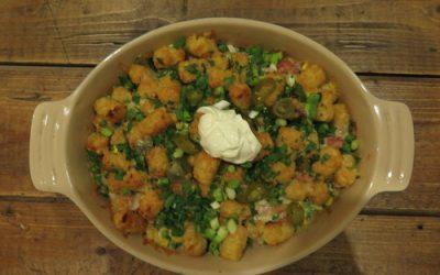 Recipe – Potato Gem bake