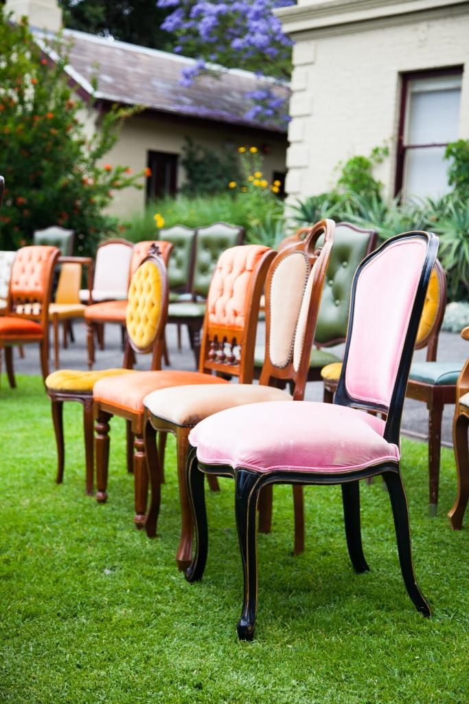 good day rentals outdoor wedding ceremony