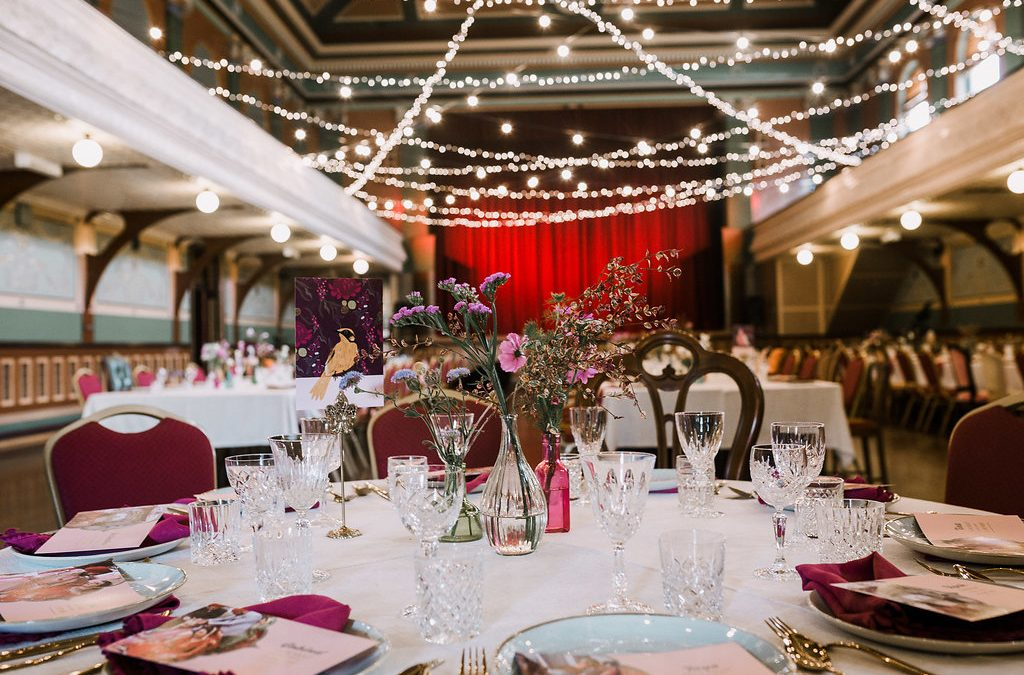 Australiana x India wedding at Fitzroy Town Hall