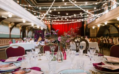 Australiana x India wedding at Fitzroy Town Hall