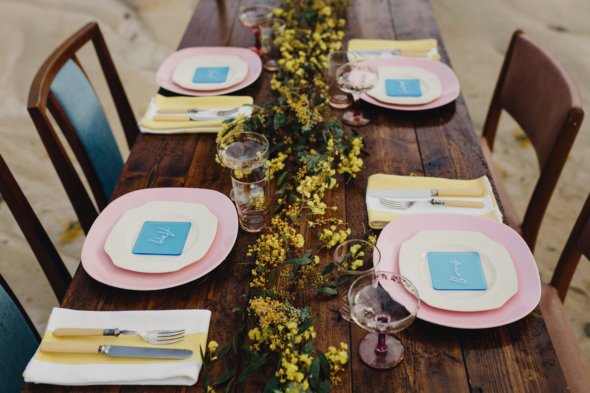 Event design styling