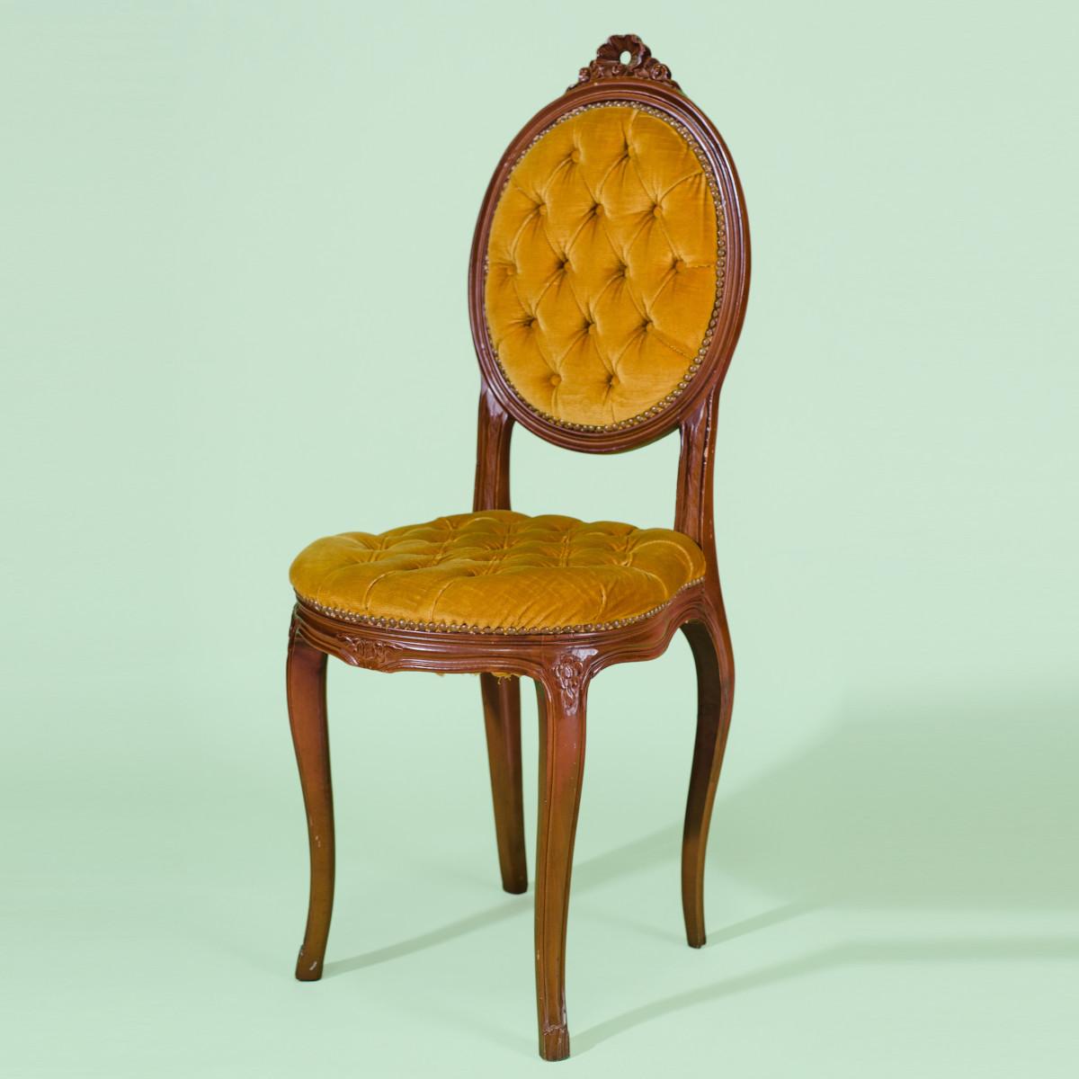 CH072- Robert Fancy Dining Chair