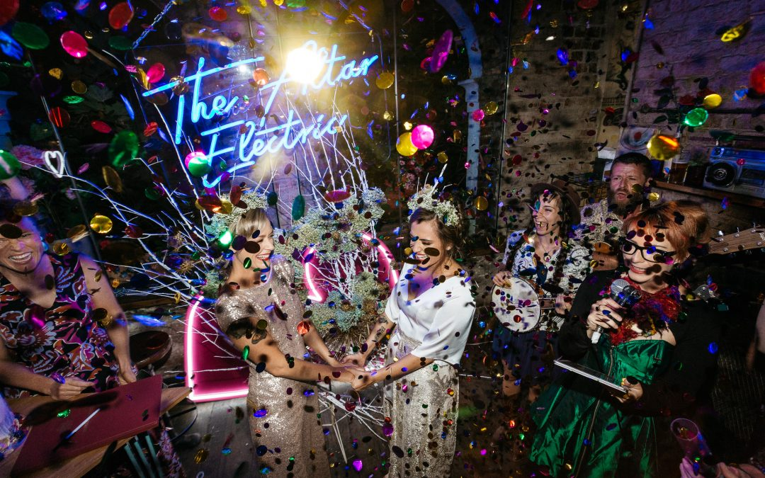 First Australian same sex wedding for Teegan + Mahatia