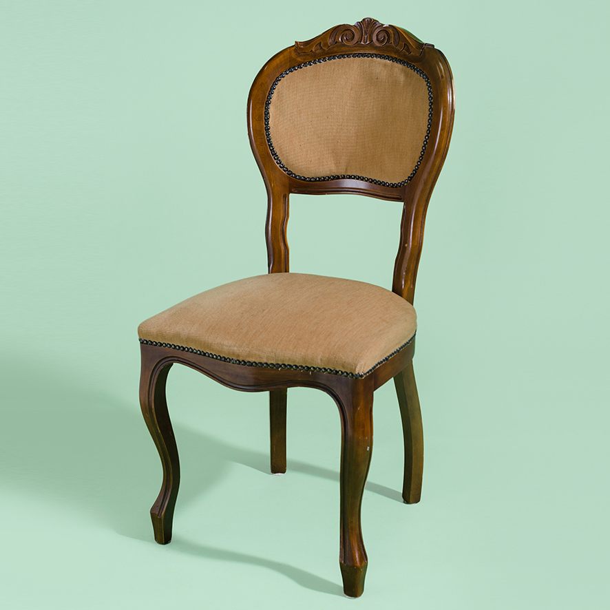 Beige Franco Dining Chair-CH016