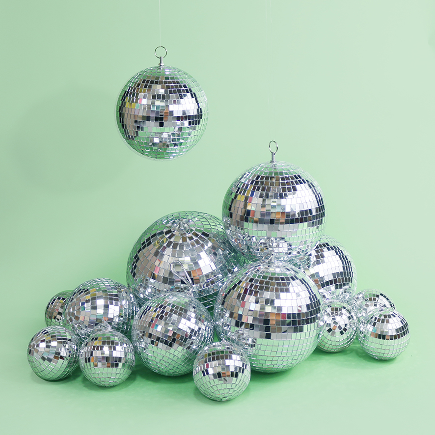 Bundle of disco balls-PT037