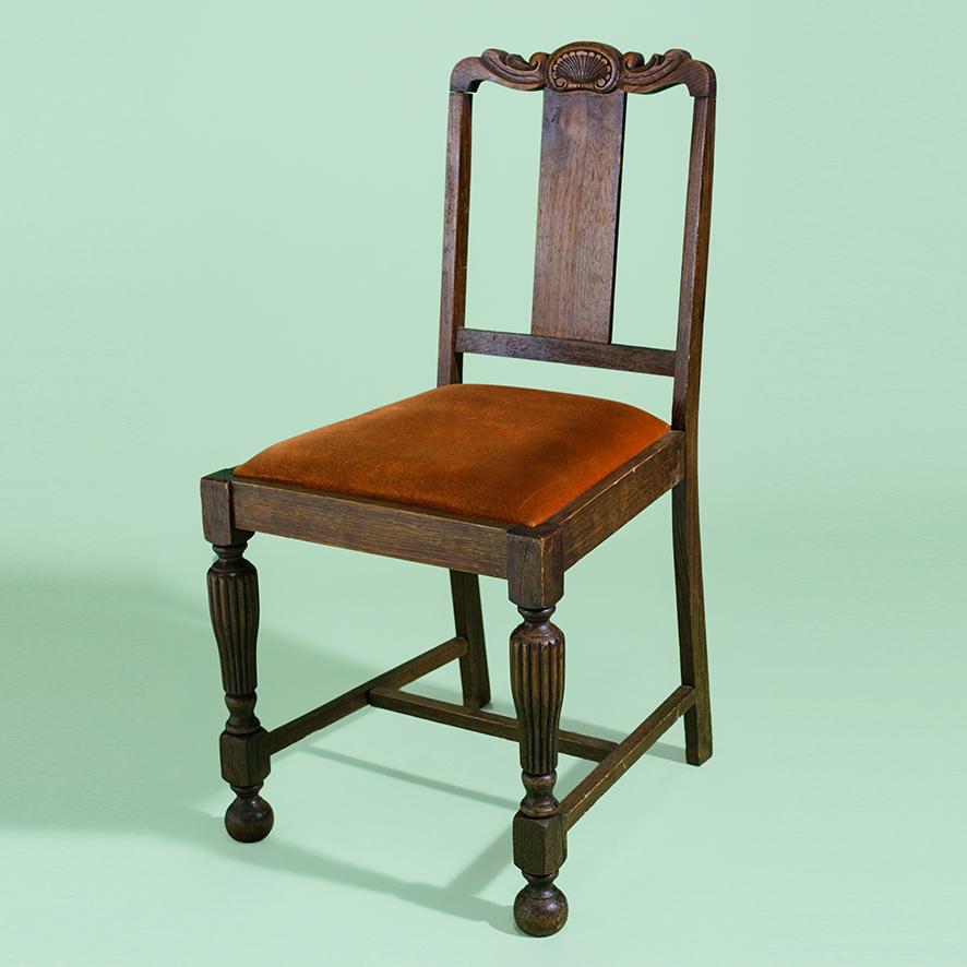Donna Pinciotti Dining Chair-CH031