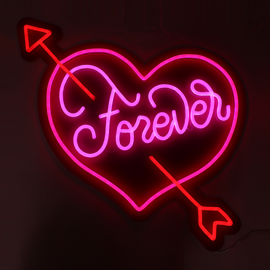 Forever neon sign 1-NS004