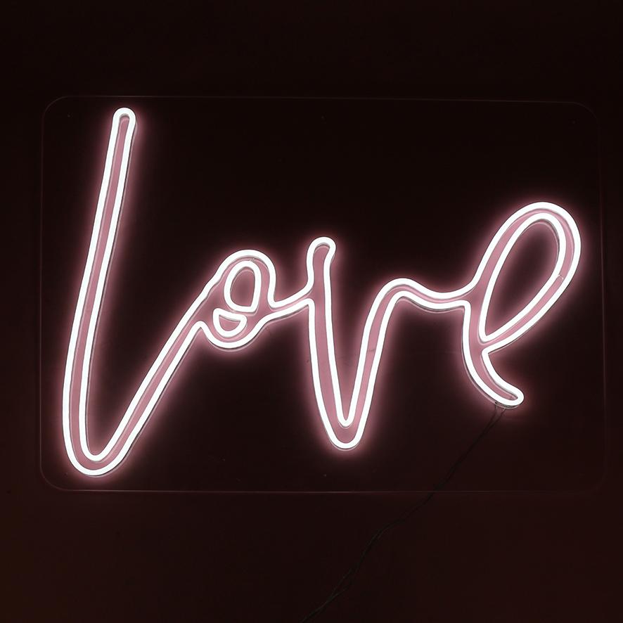 Love neon sign 1-NS006