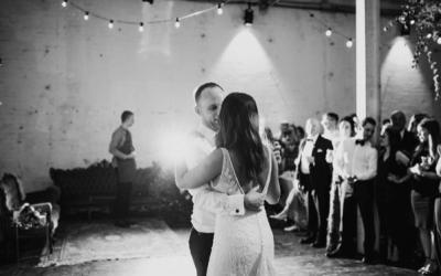 NOUBA – Modern Melbourne Wedding at Fortyfive Downstairs