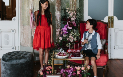 Party with Lenzo – Witchery Kids range launch