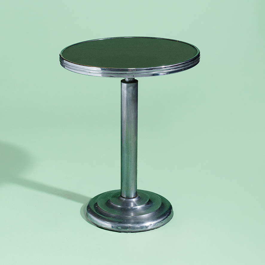 Silver fox Side table-1-TO022
