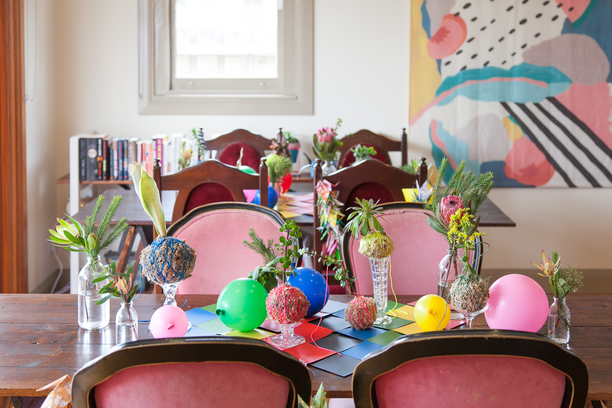 Good Day Rentals kids birthday party styling melbourne