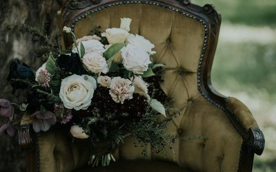 Becoming one – Moody styled shoot