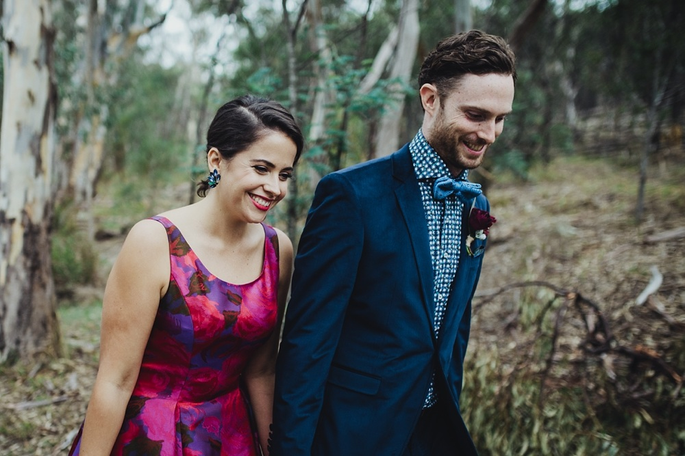 Long Way Home – Leigh + Brody's North Fitzroy wedding