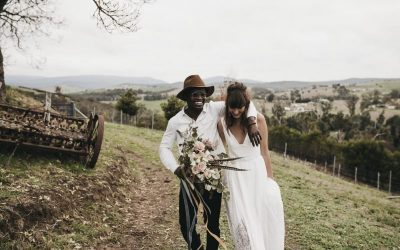 WedShed – Earthy-toned wedding inspo shoot