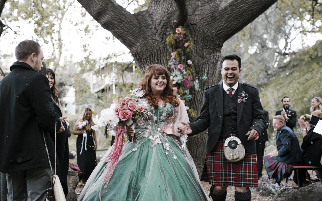 Whimsical Dollhouse Wedding at Collingwood Childrens Farm