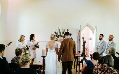 Ivory Tribe – Lara and Michael's Newlyn Wedding