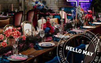 Hello May – Top 21 Wedding Stylists